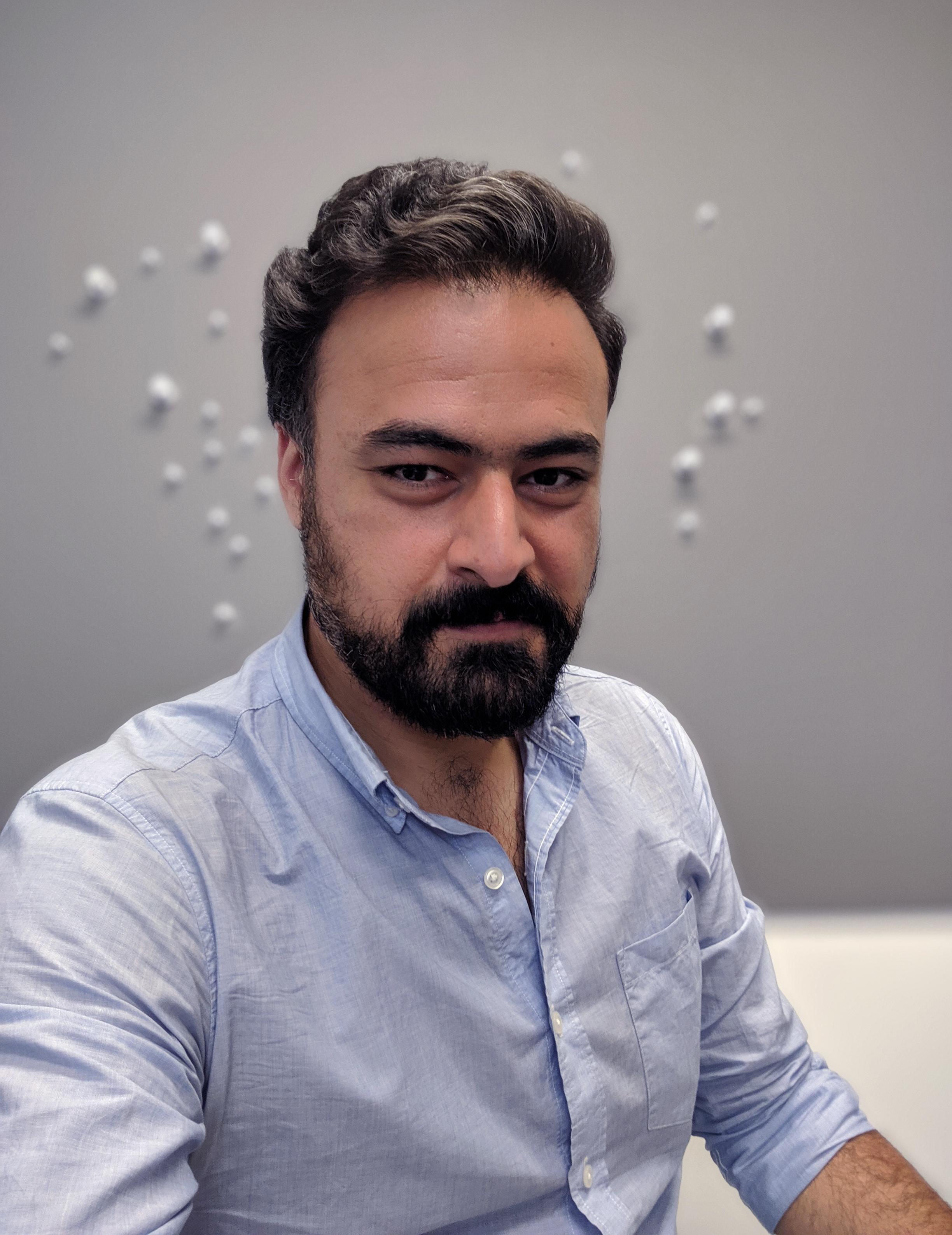 Farhad Bahram